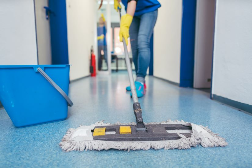 Janitors Are At Higher Risk To COVID-19 Infection: Here's Why